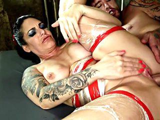 Fabulous pornstar Daisy Rock in horny brazilian, tattoos xxx movie