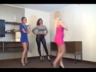 3 mistress s 1 slave