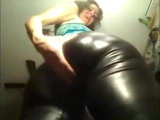 Latex booty