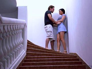 Jasmine Jae & Ryan Ryder in Big Tits Goddess Cant Wait To Fuck - Danejones