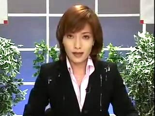 Flooding lady in the news