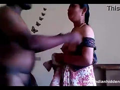South Indian Amateur Couple