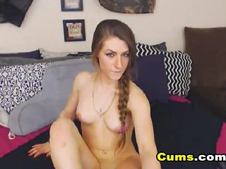 Young amateur ass is perfect in panties