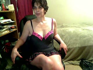 Granny Dresses Up