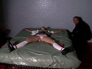 The perverse man is back in part two of this kind of disturbing House of Taboo scene featuring Na...