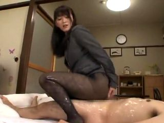 Best Japanese slut Sho Nishino in Amazing Fetish, Secretary JAV movie