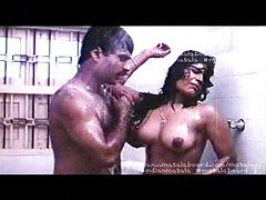 Mallu teen rimance under the shower