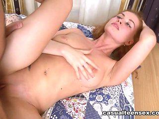 Janna & Bogdan in The Art Of Seducing A Sexy - CasualTeenSex