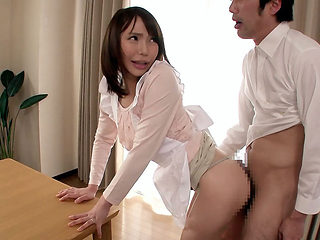 Ayumi in Ayumi the submissive housewife - MilfsInJapan
