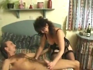 Husband Films British Wife MILF With a Friend