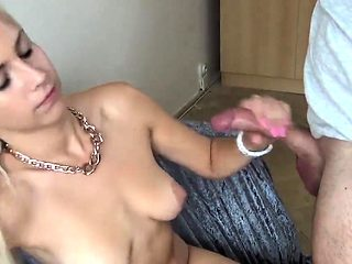 Perfect czech chick is seduced in the supermarket and banged