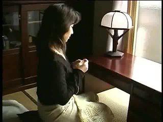 Japanese Mom Son Daughter