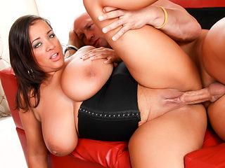 Selena Star & Christian XXX in Delicious Big Tits #06 - MileHighMedia