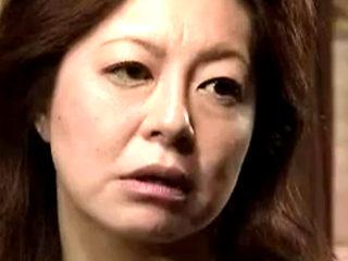 Japanese Mom Getting Fucked Hard