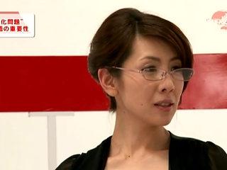 Japanese News Caster Sex On Live Tv