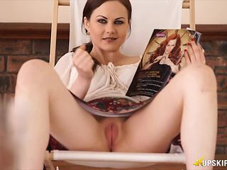Tina Kay has a wicked tight shaved pussy