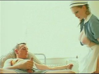 Big Natural Tits Nurse Mom Healing Her Son In