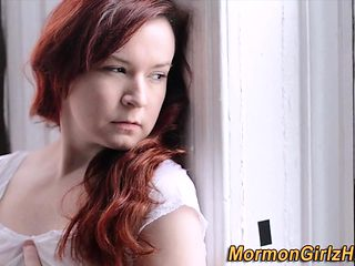 Mormon redhead solo rubs