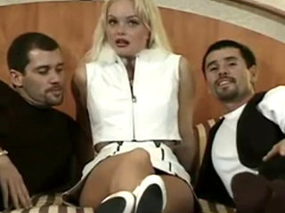 Double Anal Pleasure For Sylvia Saint