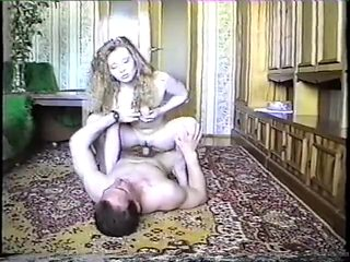 A couple takes off their sex on video