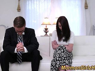 Mormon pair taboo fuck