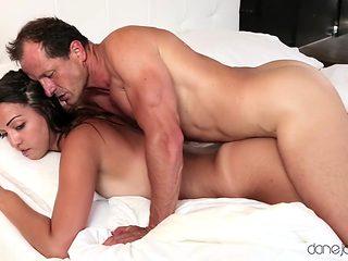 Amazing pornstars Daniela, George in Horny Small Tits, College xxx clip