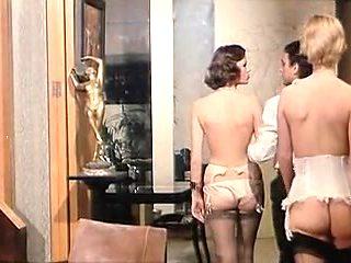 Brigitte Lahaie Parties fines (1977) Orgy sc7
