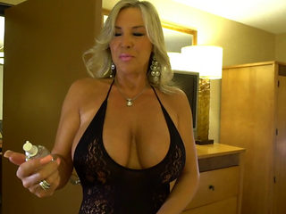 Beautiful Blonde In A Hotel Bang