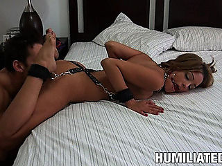 Servitude Fun With With The Sexy Legal Age Teenager Latin Babe Melanie Rios