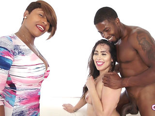 Alycia Starr Pounded By A Big Black Cock