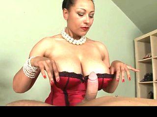 Best homemade Mature, Big Tits sex clip