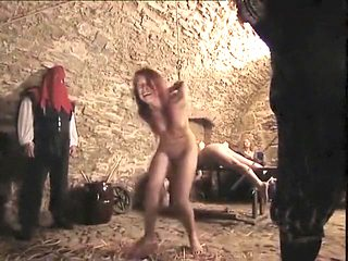 Crazy amateur Slave, Humilation adult video