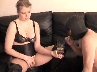Amazing homemade Pissing, BDSM sex video