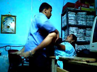 Tamil Office Staff Sex