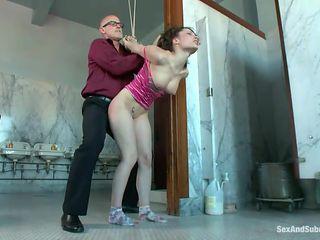 pretty girl needs a discipline