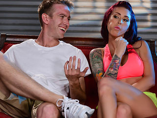 Monique Alexander & Danny D in Day With A Pornstar: Monique - Brazzers