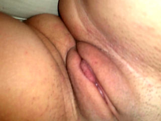 Close Up Ex Gf Pussy Sleeping