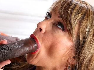 Big Tits Cheating Milf Shayla Laveaux Interracial - TeenGonzo