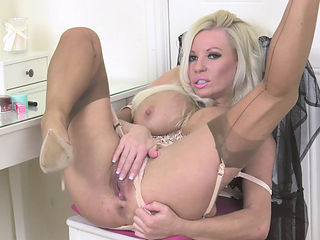 Michelle Thorne Masturbating Herself