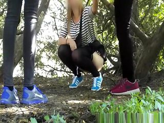 Teens caught pissing in local places