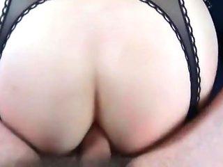 Russian Secretary Vasilisa Prekrasnaya Fuck in Ass