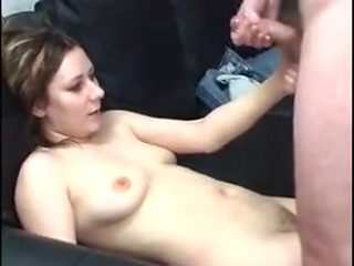 STP3 Daughter Comes Home To Find Daddy Horny !