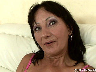 Mature Marija Aka Marita  - Cumming Mature