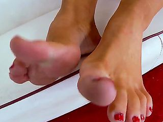 Fantastic foot fuck with the beautiful big breasted porn star Jenna Presley. Their is nobody else...