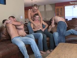 Young guys analsex