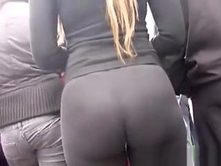 Nice big ass blonde