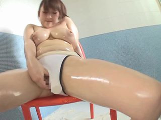 Tits Hami Milk Swimsuit Mahoro G Cup
