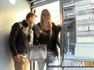 Elektra Wilde Makes her First Public Sex Adult Video