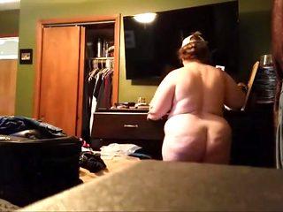Amazing homemade Big Tits, Wife adult movie