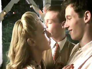 Queen and Country (2014) Vanessa Kirby, Aimee-Ffion Edwards
